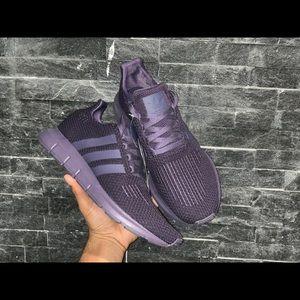 Women's Adidas Swift Run 'Purple' Size 8.5